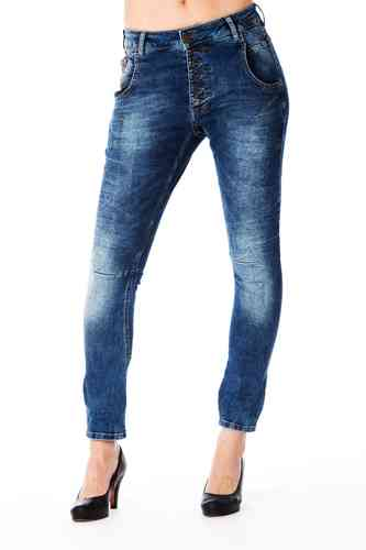 ZHRILL Damenjeans Amy in 3 Farben