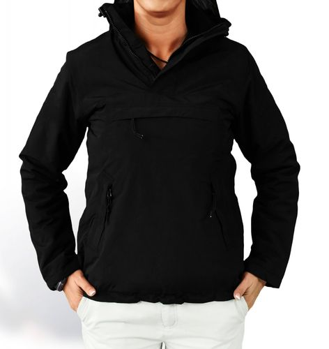 Surplus Damen Windbreaker schwarz