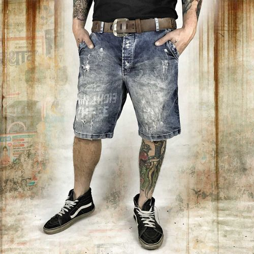 Yakuza Herren Short JKB 10039 medium vintage