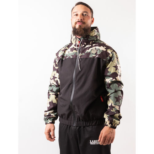 Label 23 Herren Jacke CAMO WEAPEN